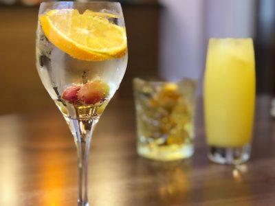 9. Drinks